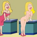 Free porn pics of American Dad (stitched) 1 of 1 pics