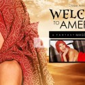Free porn pics of Chloe Amour - Welcome To America! 1 of 213 pics