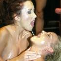 Free porn pics of American Bukkake 1 of 170 pics