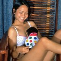 Free porn pics of Pretty thai girl with her new puppy 1 of 50 pics