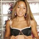 Free porn pics of Keanni Lei in black undies 1 of 171 pics