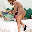 Free porn pics of Monique Fuentes changing clothes 1 of 80 pics