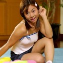Free porn pics of Jenny Huang spreads her pussy 1 of 70 pics