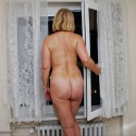 Free porn pics of Czech elderly lady at my request in the window like a bitch 1 of 10 pics