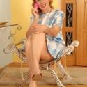 Free porn pics of Russian Blonde Granny  1 of 10 pics