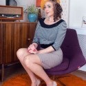 Free porn pics of Sapphire Blue Frisky In French 1 of 162 pics