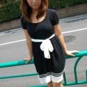 Free porn pics of Tanned Japanese MILF Ayumi Chiba showers and fucks 1 of 428 pics