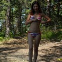 Free porn pics of Young russian girl showing tits 1 of 11 pics