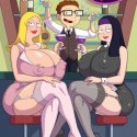 Free porn pics of American Dad - Tales of an American son 1 of 13 pics