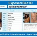 Free porn pics of Slut Janina Hartmann 1 of 18 pics